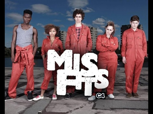 Сериал Misfits / Отбросы 1 сезон 1 серия