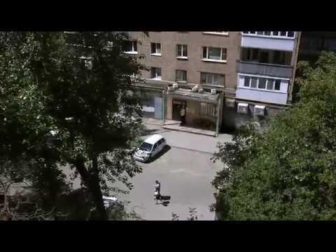 (Не) обычный подъезд в Самаре | (Un) usual house entrance