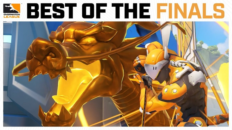 FLETA vs EILEEN XZI vs EQO Best of the Week 15 Overwatch League 2020 Summer Showdown FINALS
