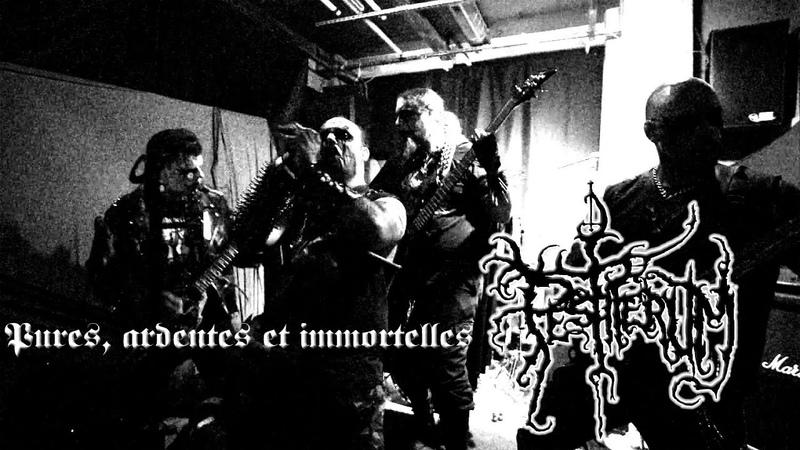 Pestiferum - Pures, ardentes et immortelles (live Grenoble - 11/04/2015)