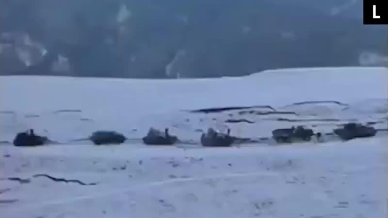 84 из 90 солдат погибли в Чечне при штурме высоты 776