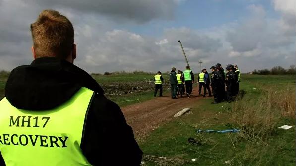 Украина заявила о задержании ополченца, якобы охранявшего обломки MH17