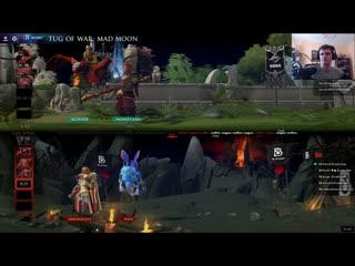 Аналитика Team Secret vs B8 | WePlay! Mad Moon