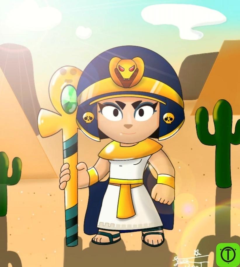 #Концепт Фараон БИБИ
