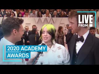 E! live from the red carpet the 92nd oscars academy awards (2020)