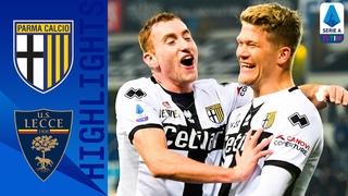 Parma 2-0 Lecce   Super Sub Cornelius Seals The Points!   Serie A