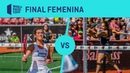 Resumen Final Femenina Marrero Ortega Vs Josemaría Nogeira Euro Finans Swedish Padel Open