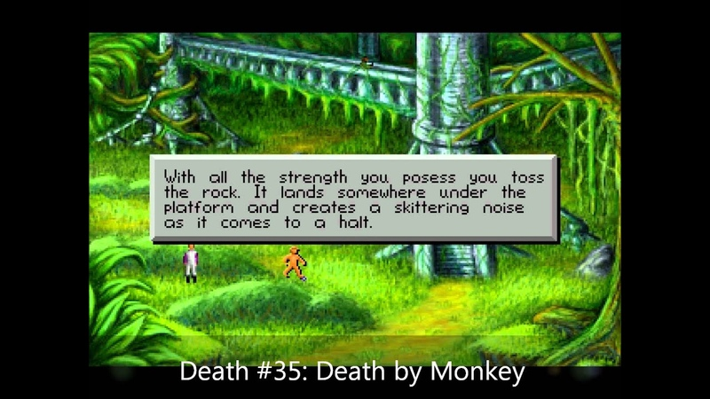 Любимая игра хейтера - SQ2 VGA (IA)