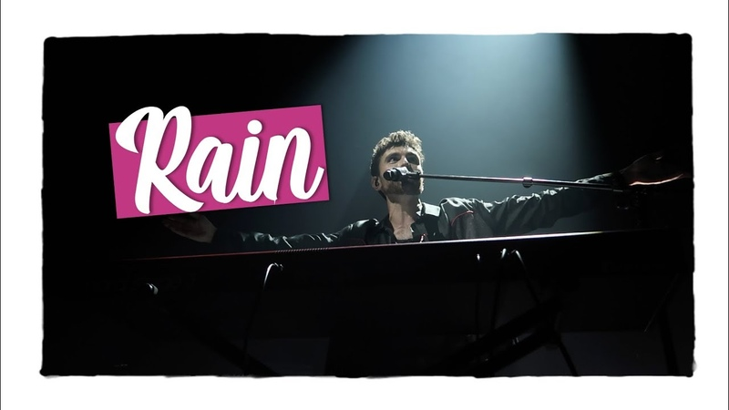 Duncan Laurence - Rain (Live at Doornroosje)