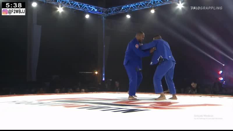 Fight 2 Win 130 Spriggs vs Erberth