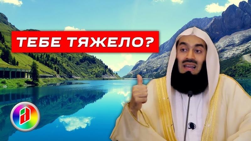Аллах Субханаху уа Та'Аля поможет тебе если ты Муфтий Менк