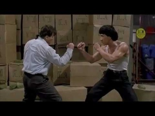 Jackie Chan vs Benny The Jet Urquidez HD HQ