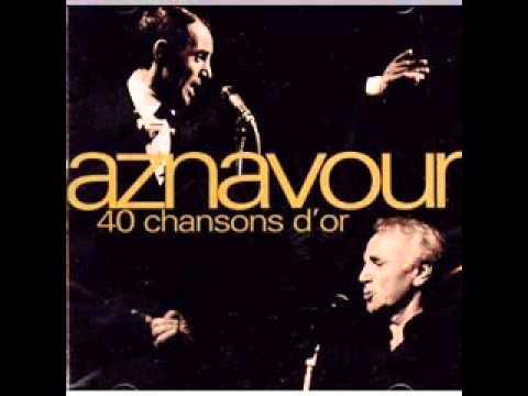 Charles Aznavour Le Temps
