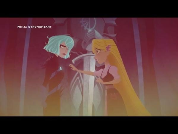 Every Breathe You Take ~ Rapunzel Cassandra ~ Tangled MV [S3X1]