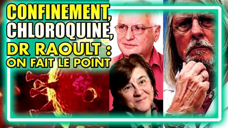 Chloroquine Pr Raoult Coronavirus L interview sans filtres des Drs Nicole et Gérard Delépine