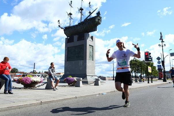 Дмитрий Викторов: Марафон Белые Ночи. 39-ый километр.