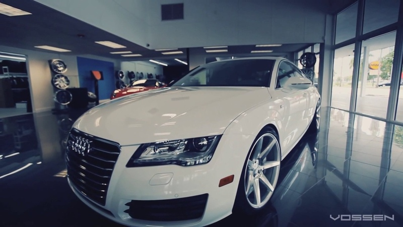 Audi RS7 - Audi World - Busta Rhymes - Touch It (Deep Remix)