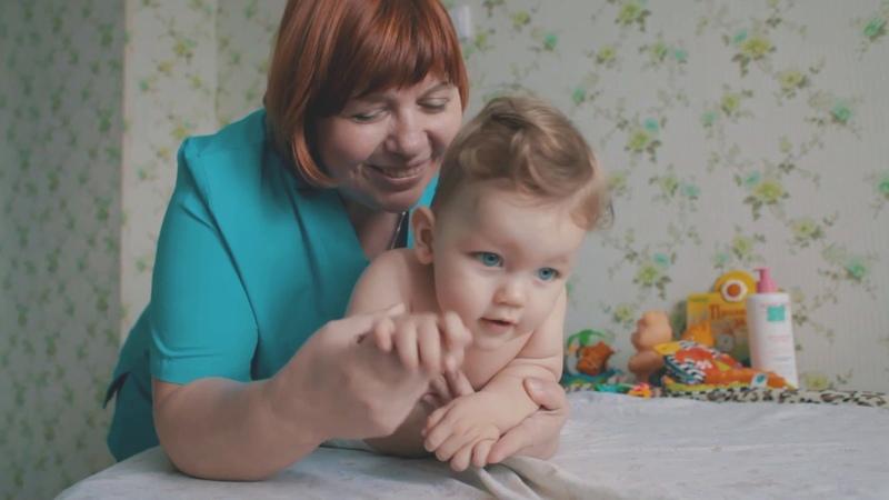 BabyBlog Массаж для детей, который сможет повторить мама