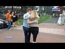 В ритме танго танцуют города