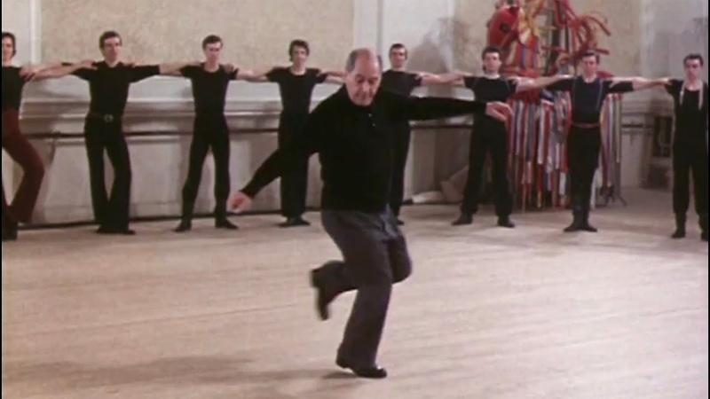 XX век. Балет Игоря Моисеева. Фильм-концерт. 1982г.