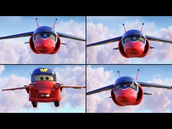 Мультачки Байки Мэтра Аэро мэтр сезон 3 эпизод 10 мультики Disney мультфильм