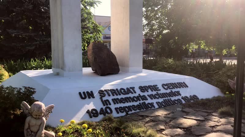 Comemorarea victimelor deportărilor staliniste la Bălți