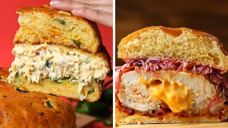 6 Brilliant Burger Recipes You Need To Try