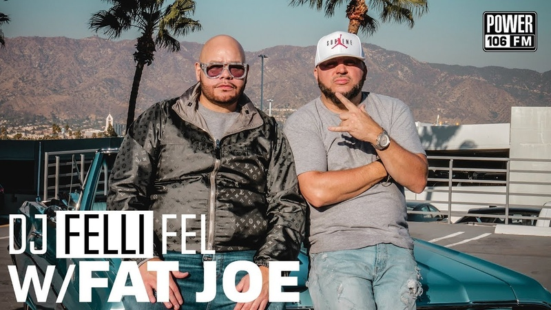 Fat Joe Names LL Cool J Heavy D as Biggest Inspo Growing Up Where Hip Hop Was Born