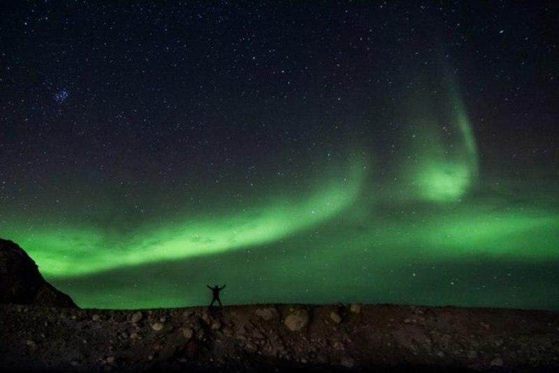 10 лучших мест в мире, где можно увидеть северное сияние, изображение №5