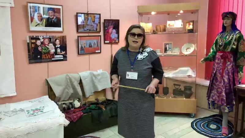 Выставка «Мир женщины Севера» - рассказ об орнаменте в жизни женщины народа коми
