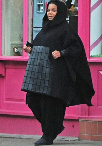 Джанет Джексон (сестра Майкла Джексона) похудела на 35 кг за 9 месяцев