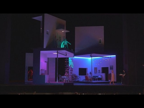 "Jonas Kaufmann stars in Korngold's opera Die Tote Stadt"" which mixes Hitchcock's Vertigo with Fr…"