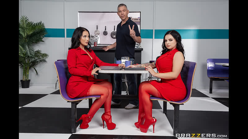 Brazzers The Businesswomans Special, Katrina Jade, Payton Preslee Mick