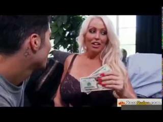 Mature Pornstar Alura Seduce For Money     Julia AnnJulia ann