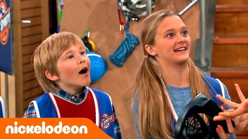 Никки Рикки Дикки и Дон 1 сезон 14 серия Nickelodeon Россия