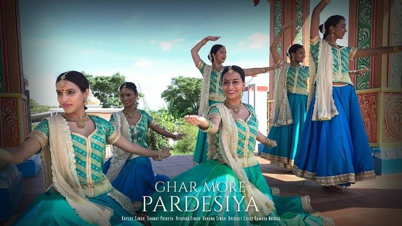 GHAR MORE PARDESIYA | KALANK - Rudra Dance Theatre