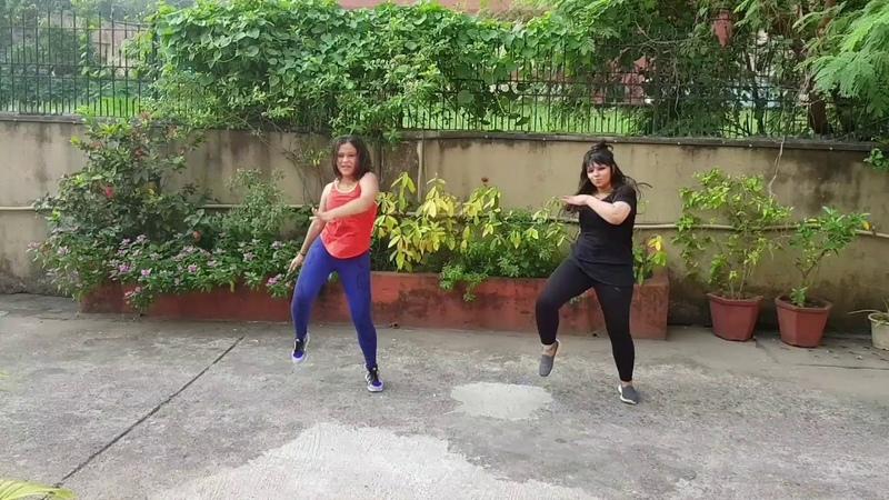 Zumba Fitness Na Ja Pav Dharia dance