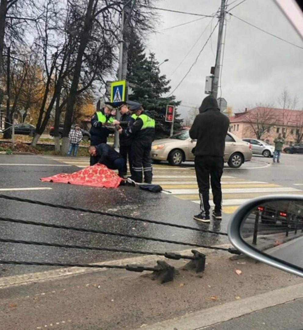 Вчера на Ленинградском шоссе сбили ребенка. По данным