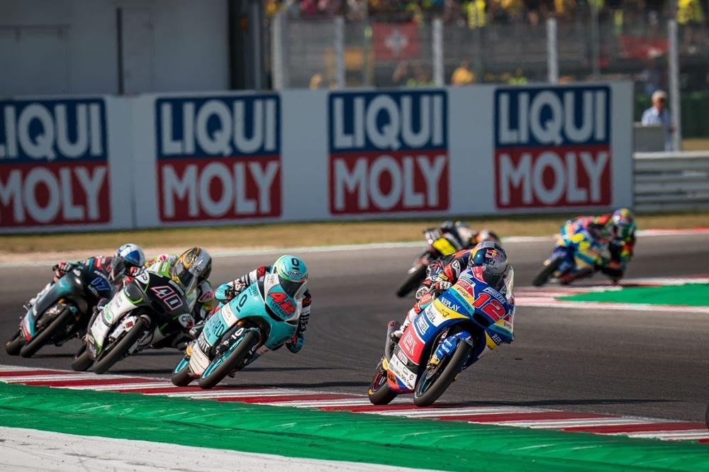 Результаты Гран При Мизано 2019 в категории Moto3