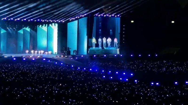 FanCam BTS BOY WITH LUV Concert Riyadh SaudiArabia