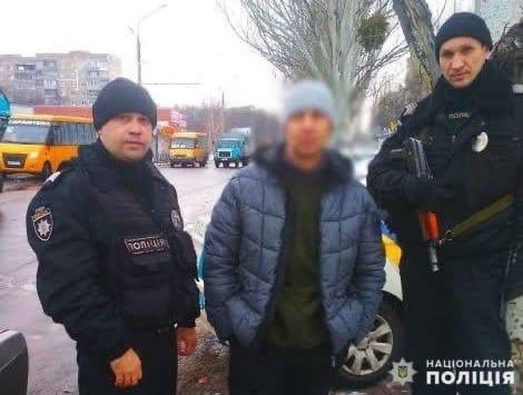 Група реагування «Бізон-20» Слов'янського відділення поліції охорони отримала повідомлення від жінки про завдання їй тілесних ушкоджень.