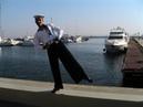 Russian folk tap dance Yablochko. Tap man from Moscow.