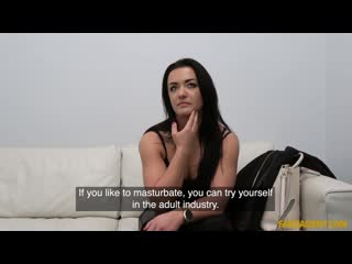 Sofia The Bum - Fuck me hard on the desk. Porn|Кастинг|Брюнетки|Большая попа|Секс|В офисе