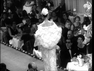 Autumn Collection On Show In Italy AKA Italian Fashion (1964)