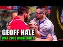 GEOFF THE HELLRAISER HALE WAF Worlds Arm Wrestling Highlights 2019