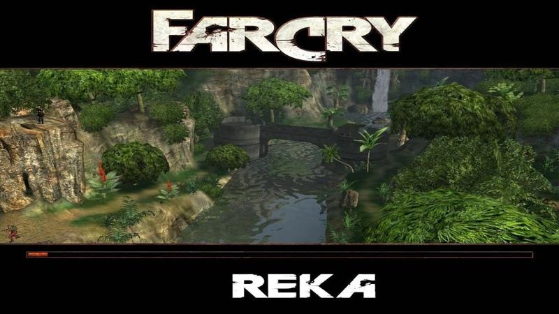 Прохождение игры мода Far cry Tails 3 Reka 1 часть