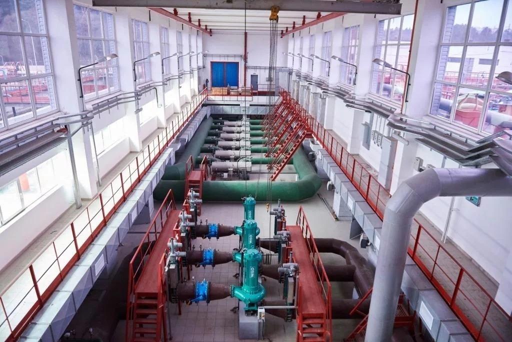 Около 40 очистных сооружений в Подмосковье планируют реконструировать в 2020 году