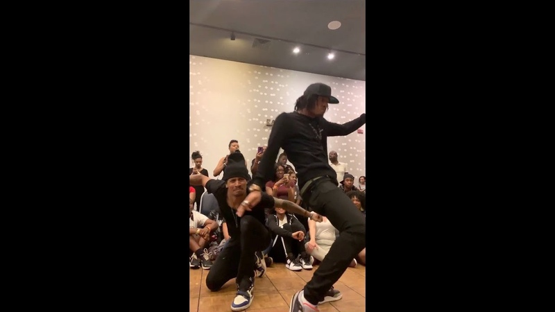 Les Twins - Mentoring Dancers at Afterparty 🔥