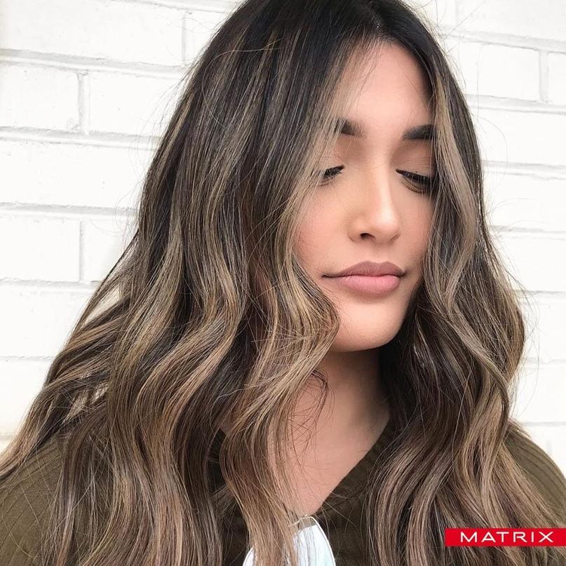 Как сильно балаяж портит волосы