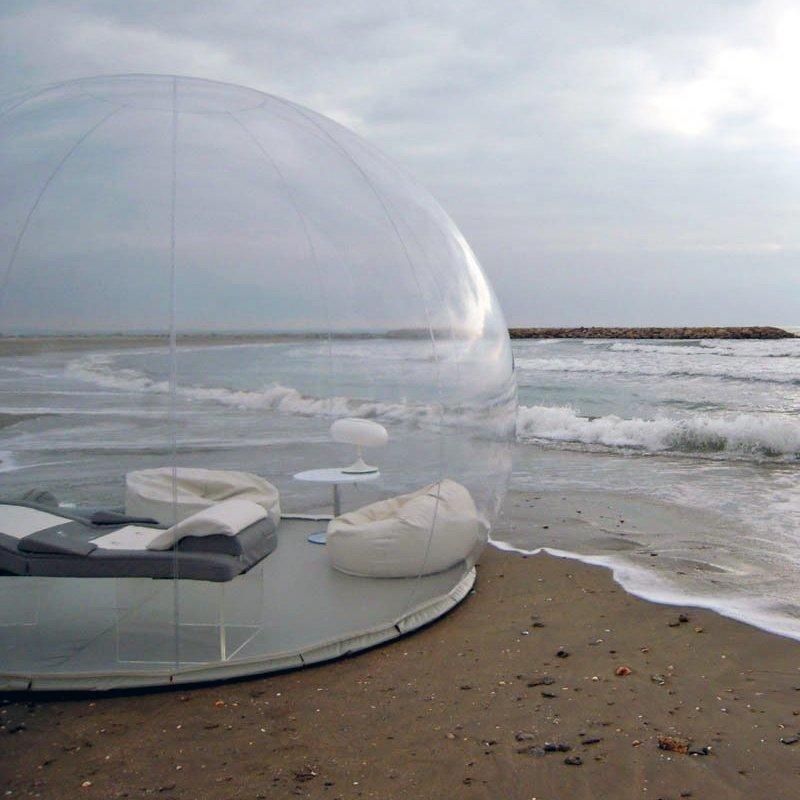 Идеальная палатка -